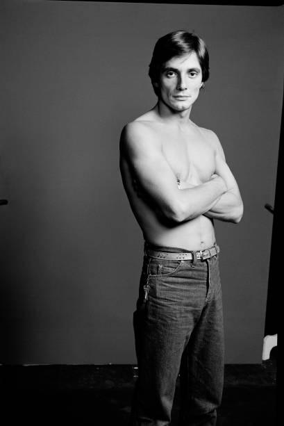 Fábio Jr. em foto de Antonio Guerreiro: referência em retratos de personalidades