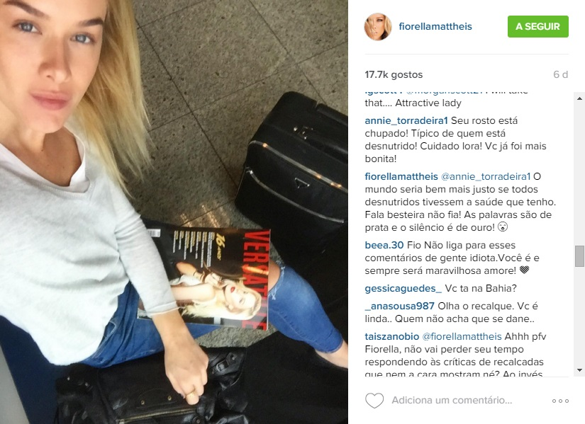 fiorella mattheis instagram