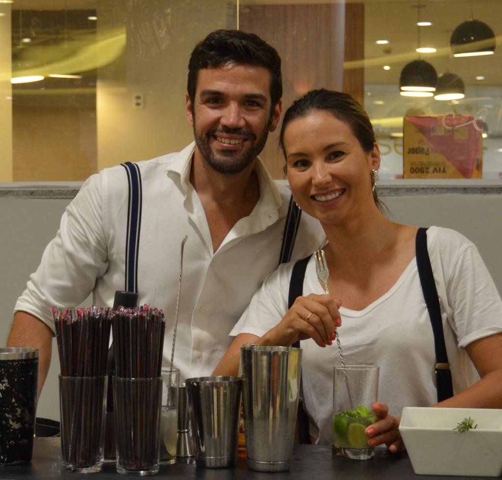 Flavi Andrade e Guilherme Lacerda