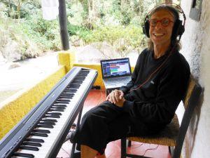 Fernando Moura: o músico ganhou uma coluna para pensar sobre seu ofício