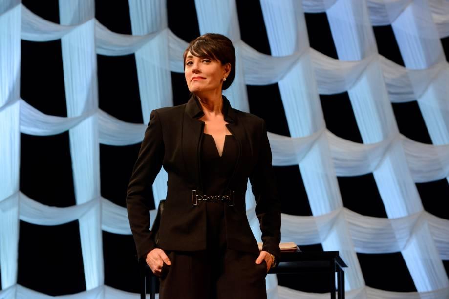 Christiane Torloni: como a diva Maria Callas
