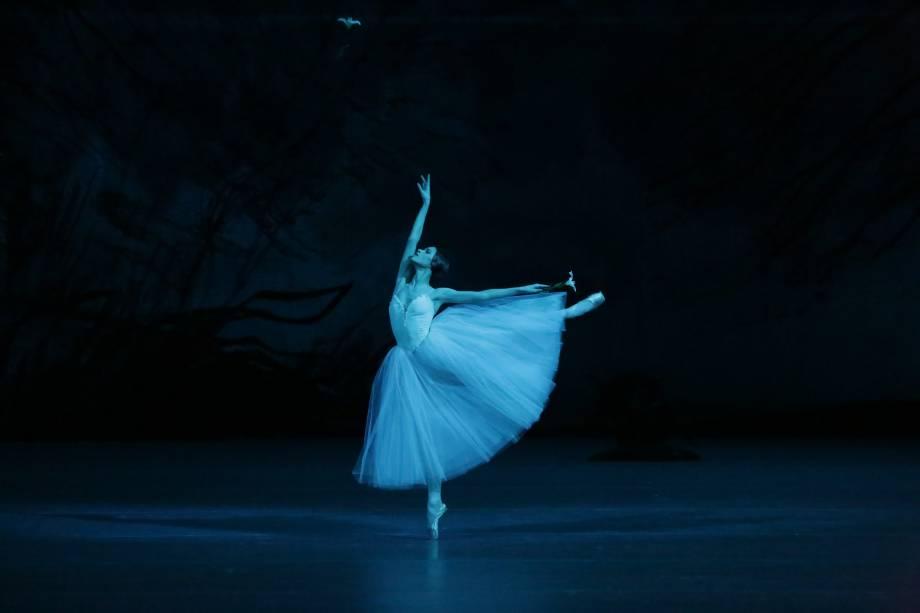 Giselle: clássico pelo Balé do Teatro Bolshoi