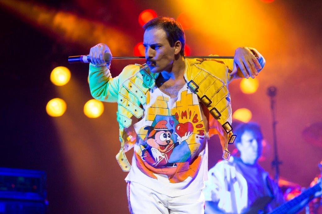 Pablo Padín: cover argentino de Freddie Mercury