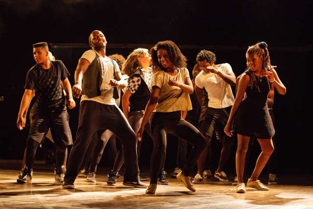 Gueto: espetáculo da coreógrafa Sonia Destri Lie