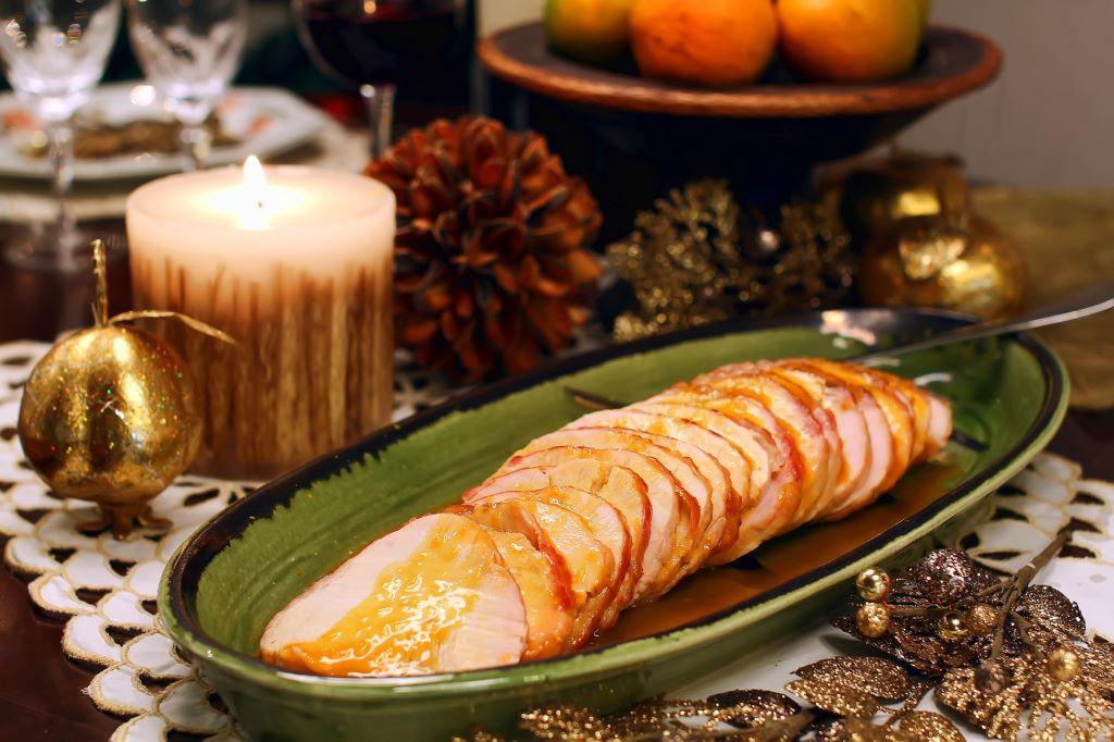 Peito de peru ao molho de laranja: dica do Gula Gula (foto: Thiago Sodré)