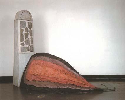 Escultura de de 1987n