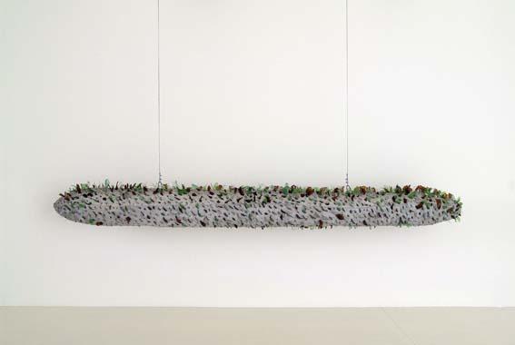 O Consolador: obra de Ivens Machado de 1979 está no acervo da mostra