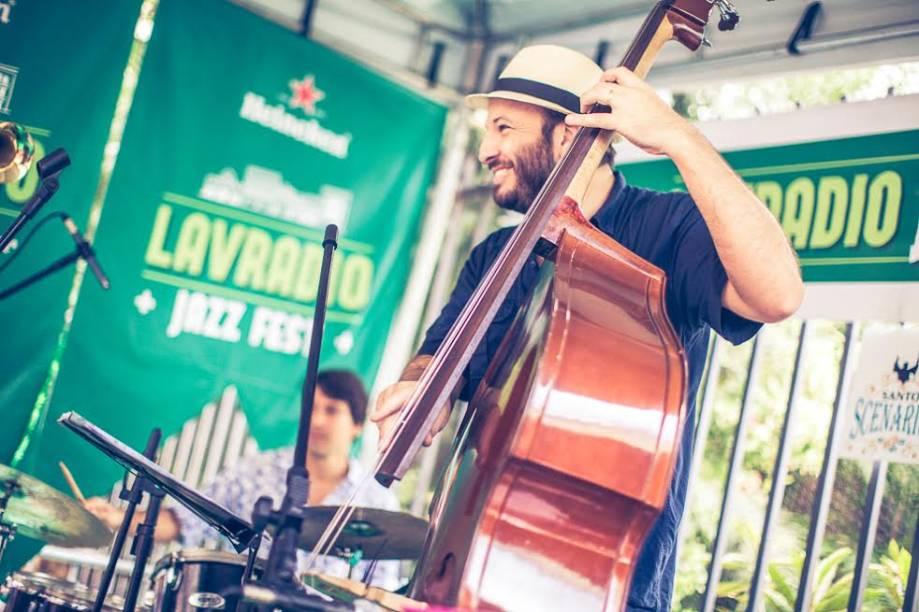Lavradio Jazz Fest tem shows gratuitos na Lapa