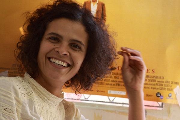 Luciana Bezerra, coordenadora da Mostra Nós do Morro (crédito: divulgação)