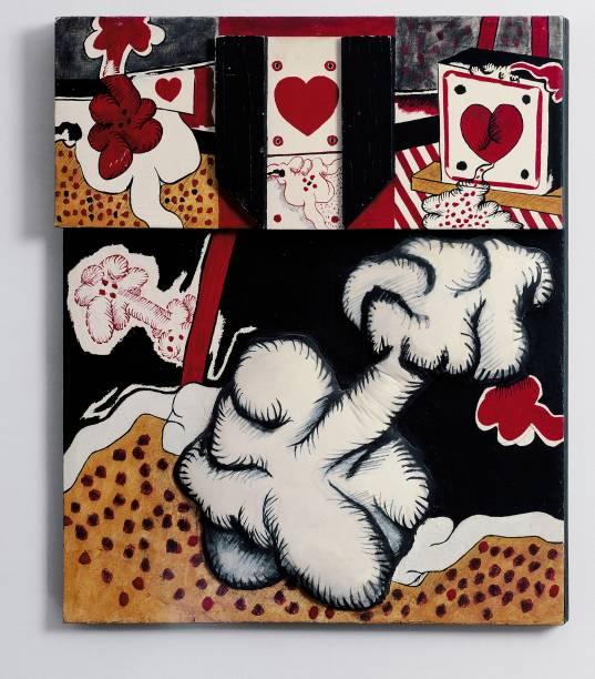 Obra sem título (1974): de Antonio Dias