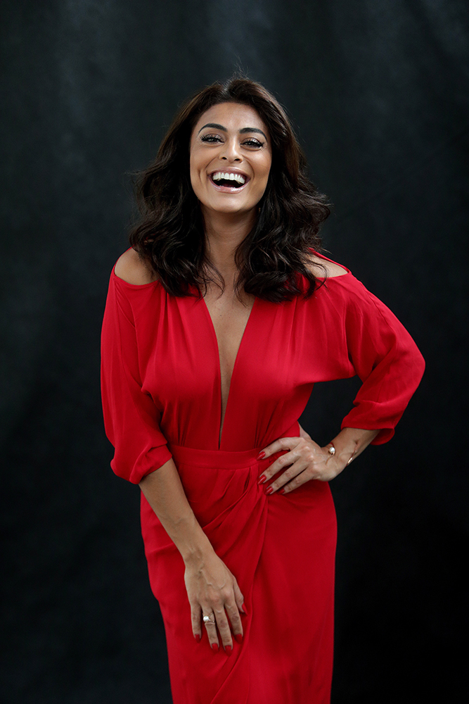 "Juliana Paes / ""Totalmente Demais"""