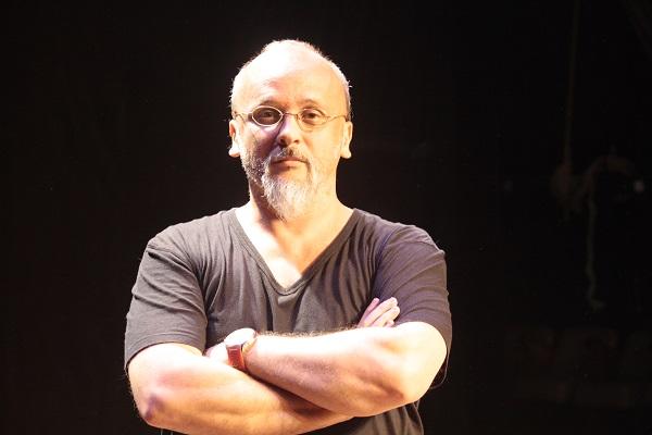 O diretor Gustavo Paso (crédito: arquivo pessoal)