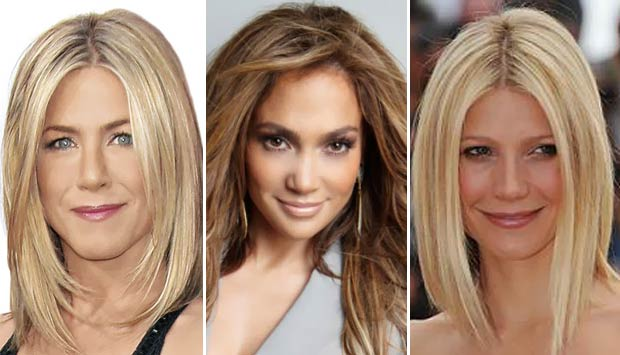 Gwyneth Paltrow, Jennifer Aniston e Jennifer Lopez