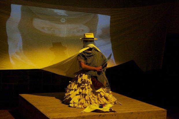 Espetáculo NK603, do México: na programação (crédito: Nikolai Khalezin/Divulgação)