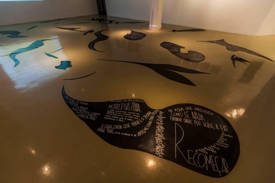 Obras de Omar Salomão: poesia visual