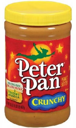 Pasta de amendoim Peter Pan