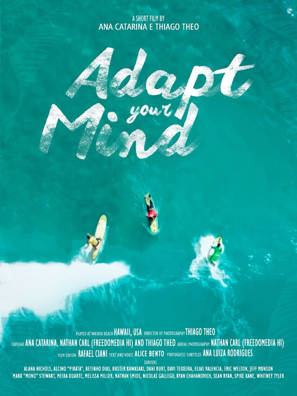 Poster Adapt your Mind