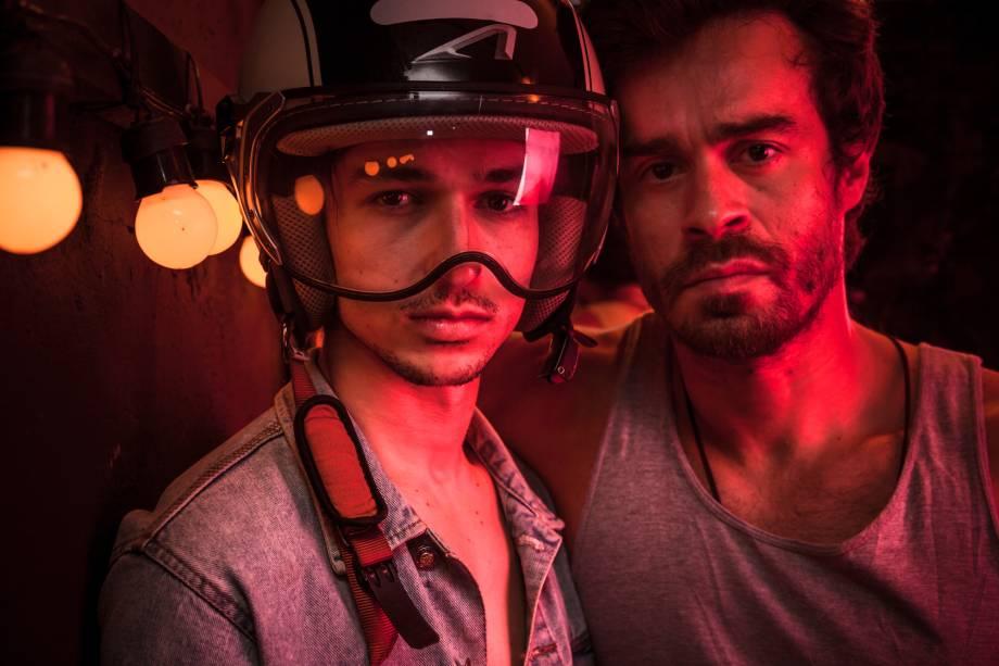 Erom Cordeiro e Ravel de Andrade estrelam Laio & Crísipo: peça é inspirada no mito grego