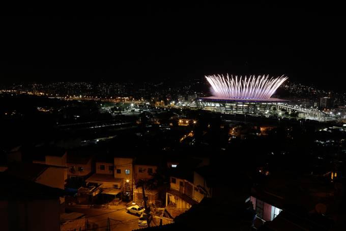 2016 Rio Olympics – Opening Ceremony