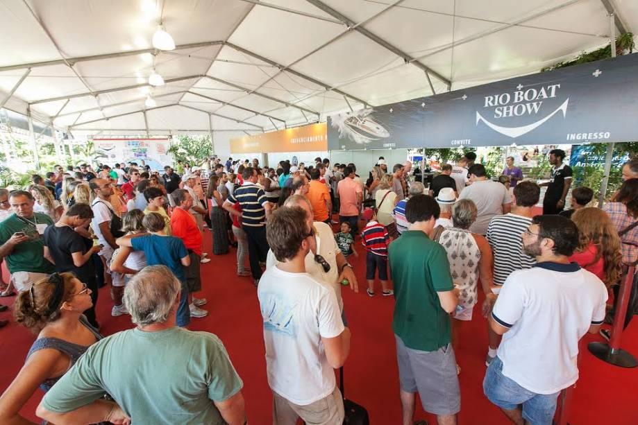 18ª edição do Rio Boat Show recebe mais de 100 expositores do setor marítimo
