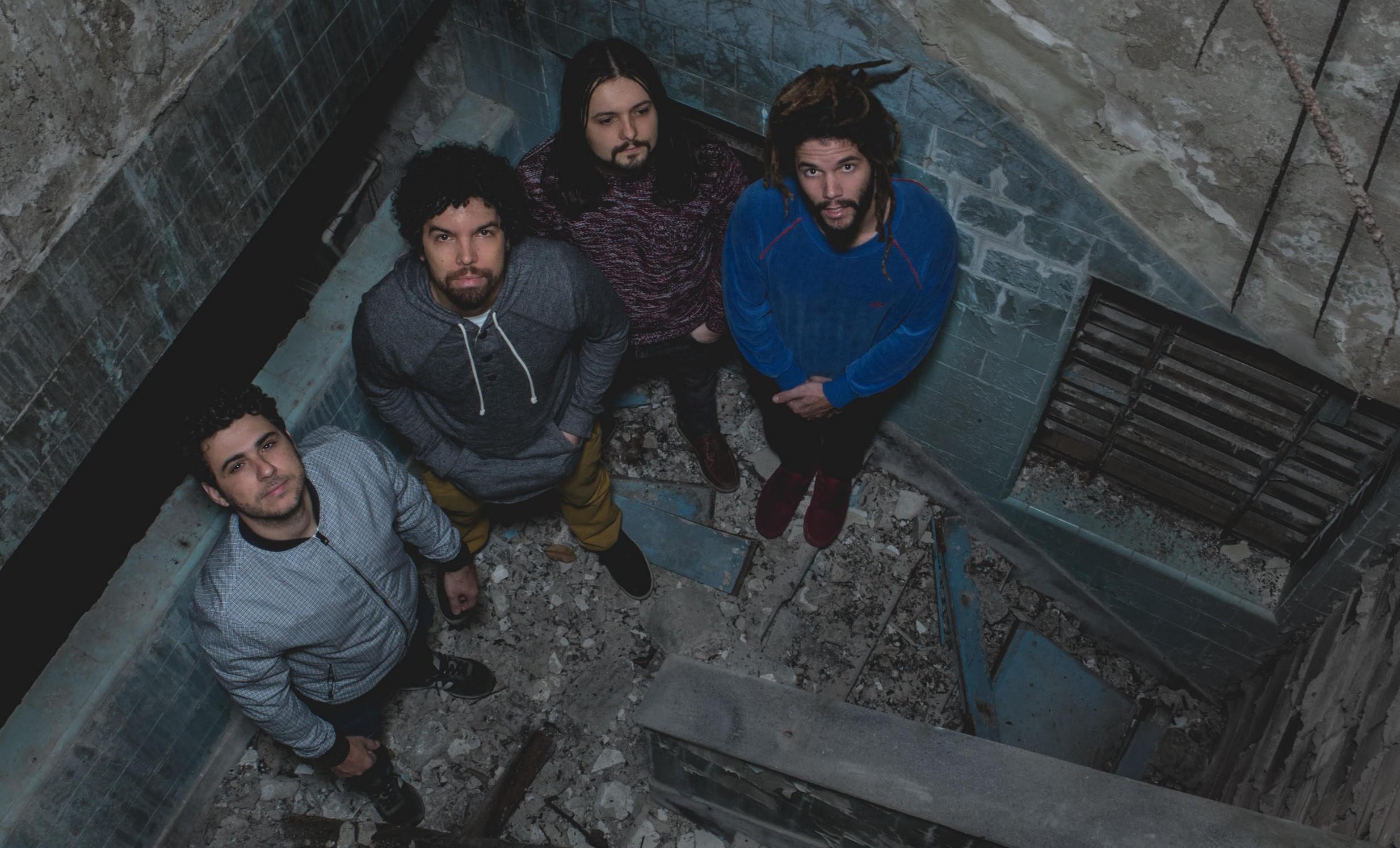 Whipallas: a banda carioca faz show grátis no Jack Daniel's Rock Bar, na Lagoa