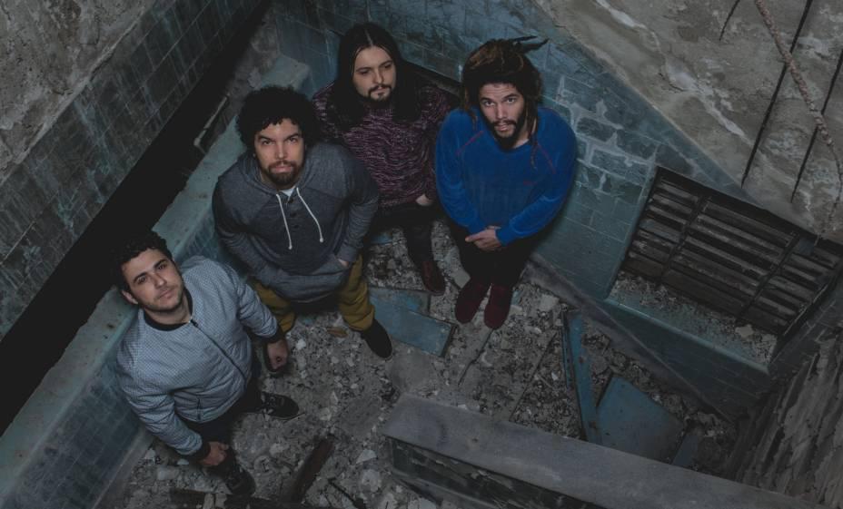 Whipallas: a banda carioca é atração do festival e toca sozinha no Oi Futuro, na terça (13)