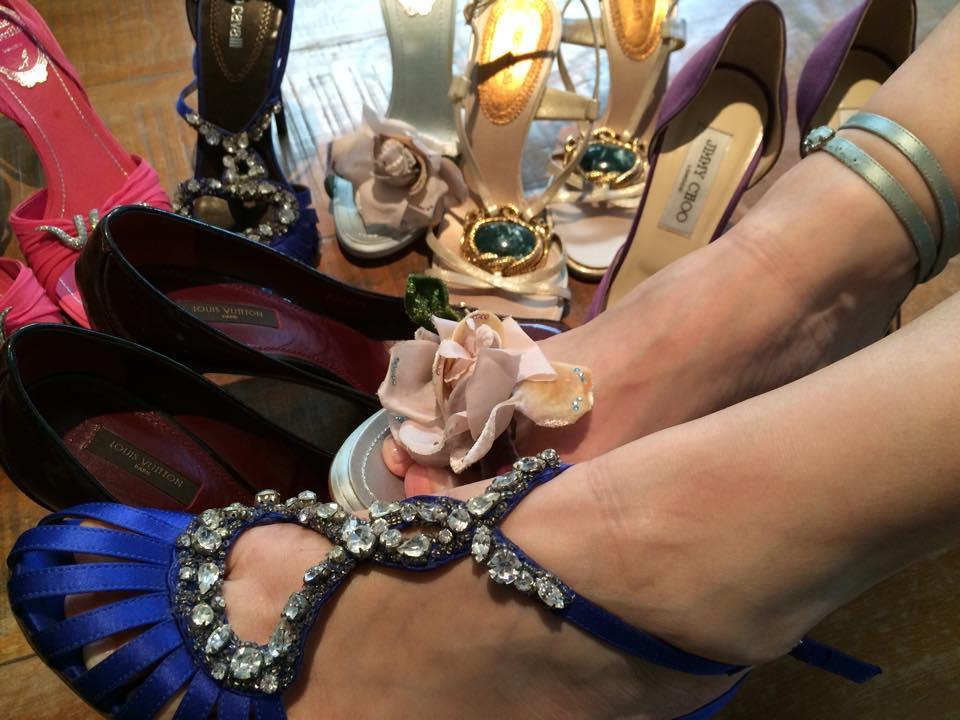 Sapatos poderosos (2)