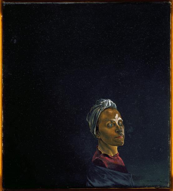 Retrato de Gala com Turbante (1939), de Dalí: modernidade espanhola