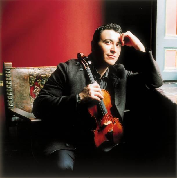 Maxim Vengerov se apresenta com Shanghai Symphony Orchestra