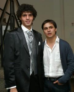 Simon Ghraichy e Sasha Grynuyk: estilo original