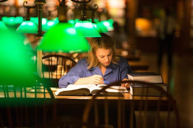 Spotlight: Segredos Revelados: a atriz Rachel McAdams