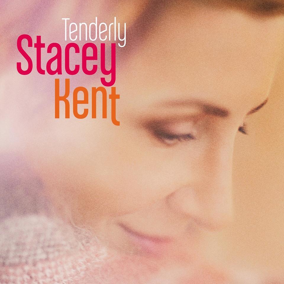 Tenderly, o novo disco da cantora, foi concebido e gravado com participação do músico brasileiro: no repertório, standards americanos e Agarradinhos, de Menescal e  Rosália de Souza