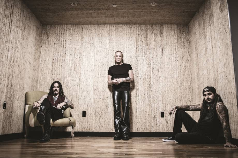 The Winery Dogs: novo disco no Imperator