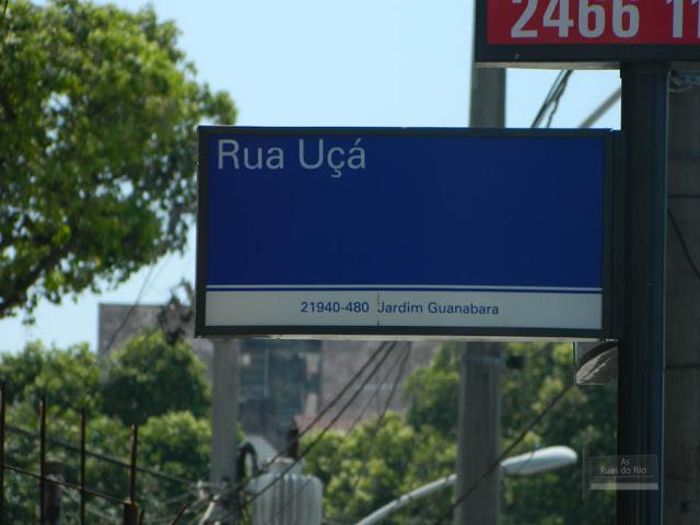 Rua Uçá