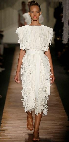 vestido lenny niemeyer lady gaga