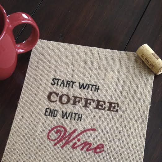 Vinho e Café