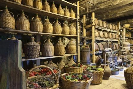 wine cellar in monastery_shutterstock_92547985lowres