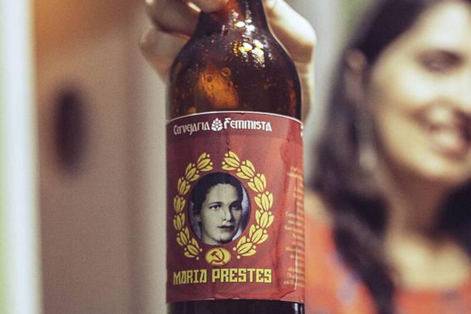 Cerveja Maria Prestes