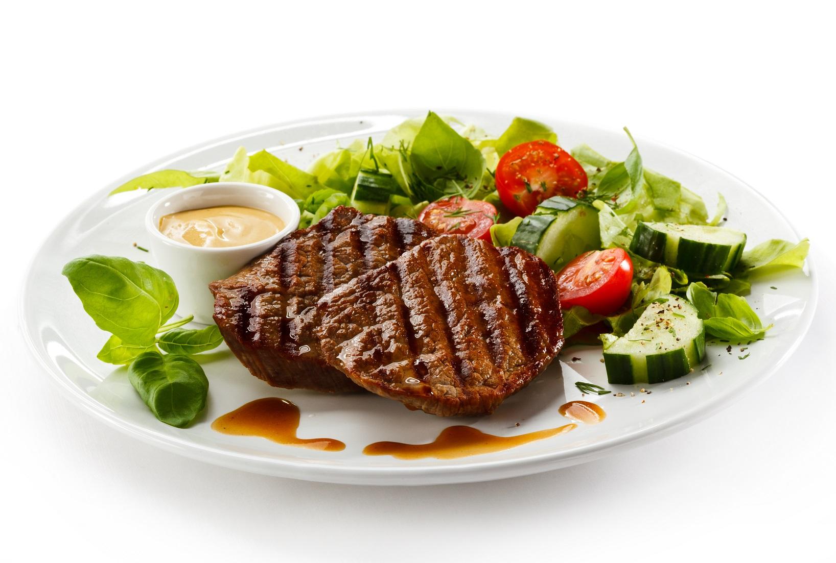 Este prato, acredite é vegano, e estará na feira