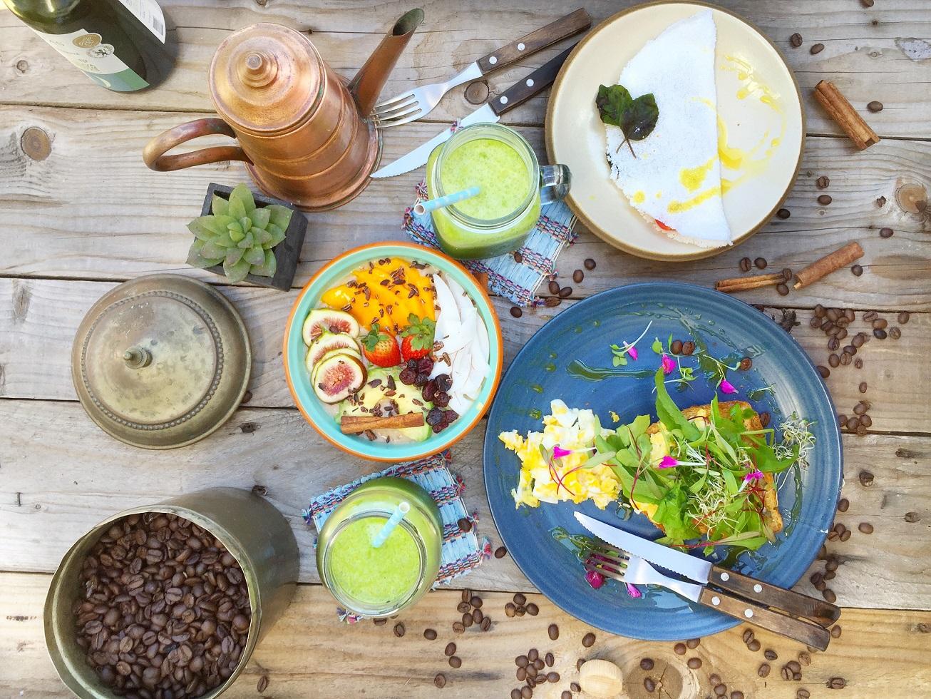 Sugestões do menu natural do Graviola: agora com casa na Barra