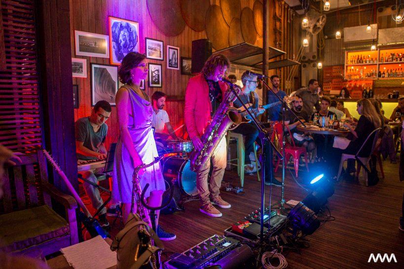 Rodrigo Sha e Quinteto animam os domingos no La Nave
