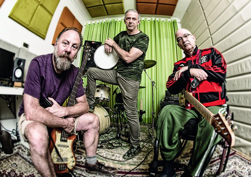 Paralamas: power trio no Boulevard Olímpico