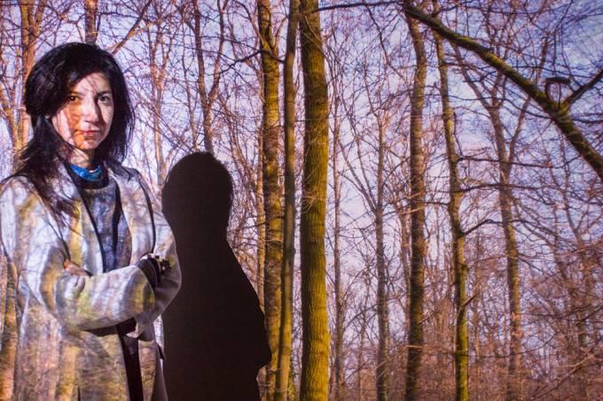 Glenda Léon e a obra Cada Respiro