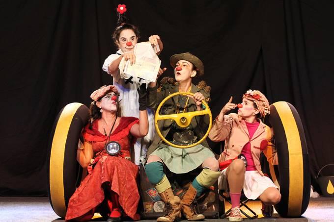 Circo na Cidade das Artes