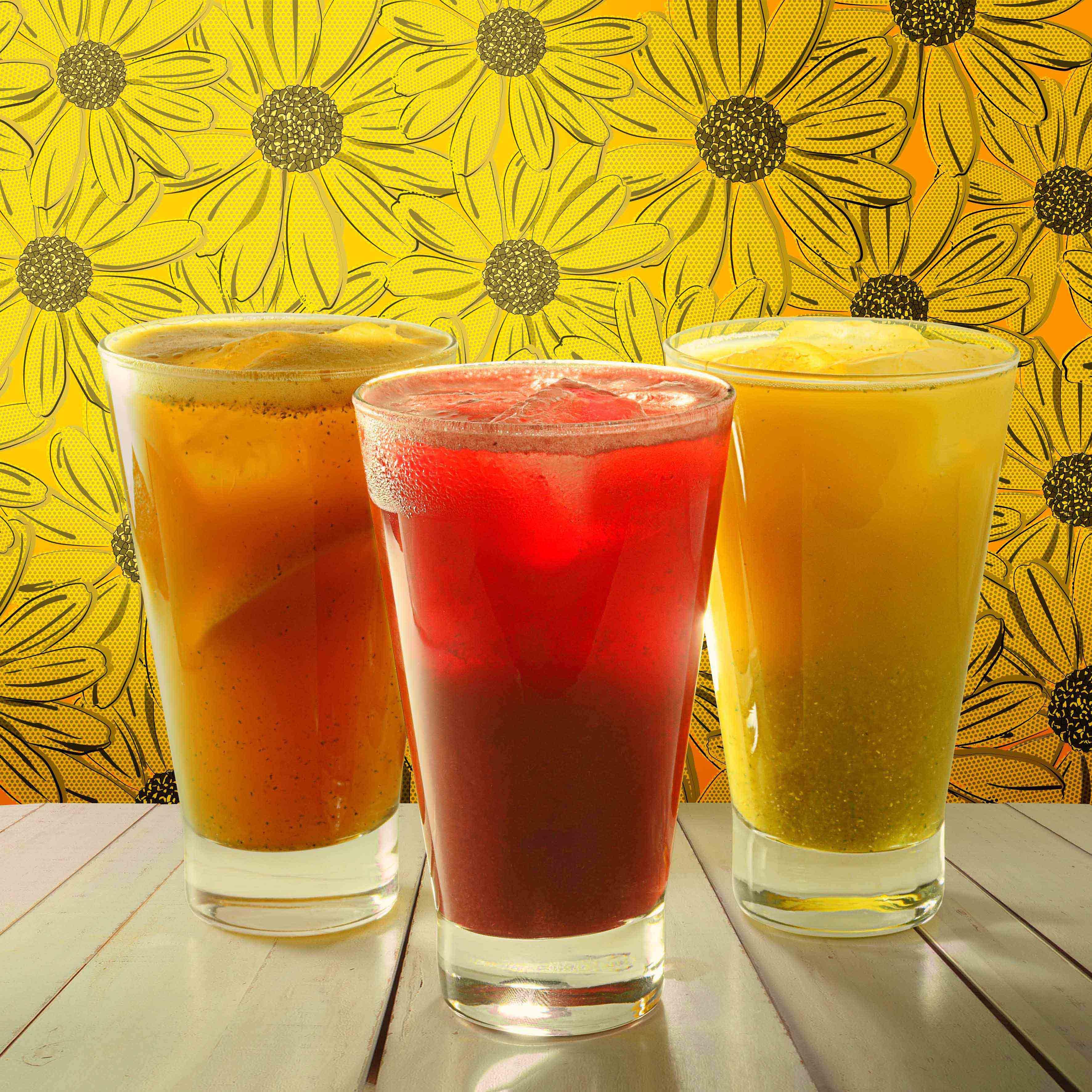 Tim tim saudável: as sugestões de chá gelado da chef Nanda de Lamare