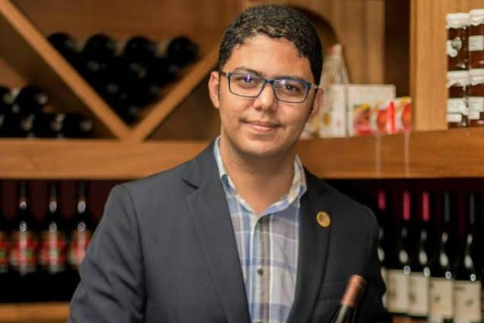 Sommelier Wallace Neves