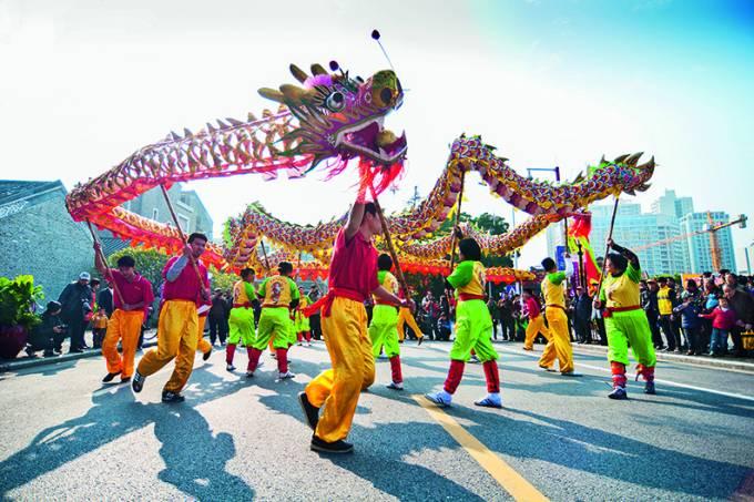 Dança do dragão
