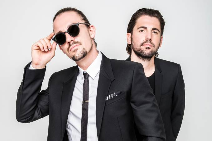 Dimitri Vegas e Like Mike