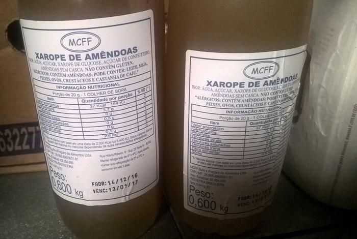 No supermercado Zona Sul de São Conrado, Procon encontrou alimentos vencidos