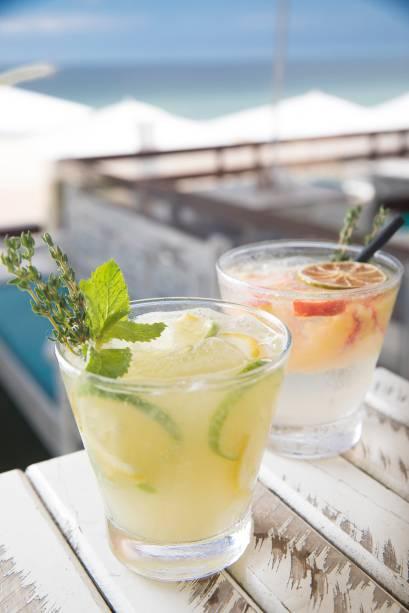 Drinques do Circuito de Verão na Orla